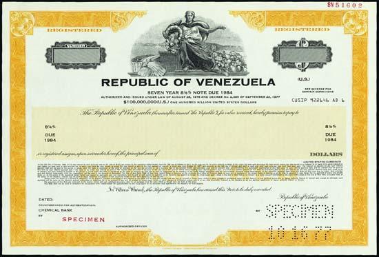 obbligazioni venezuela 2027