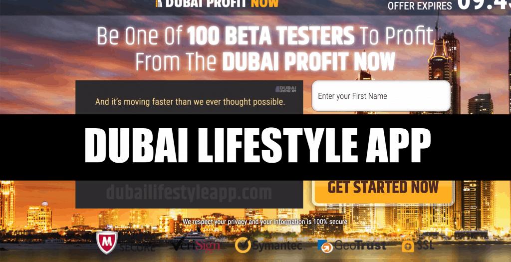 dubai lifestyle app recensione
