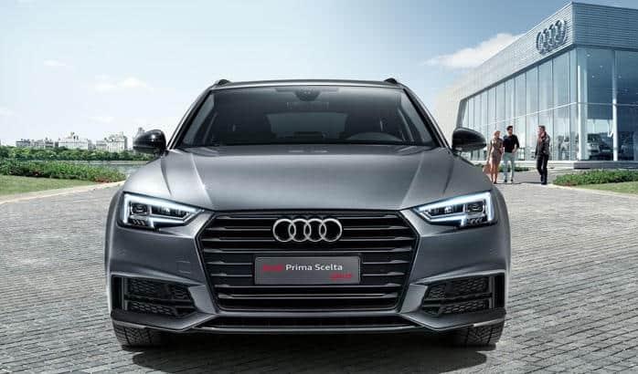Usato- arriva l'ufficiale Audi