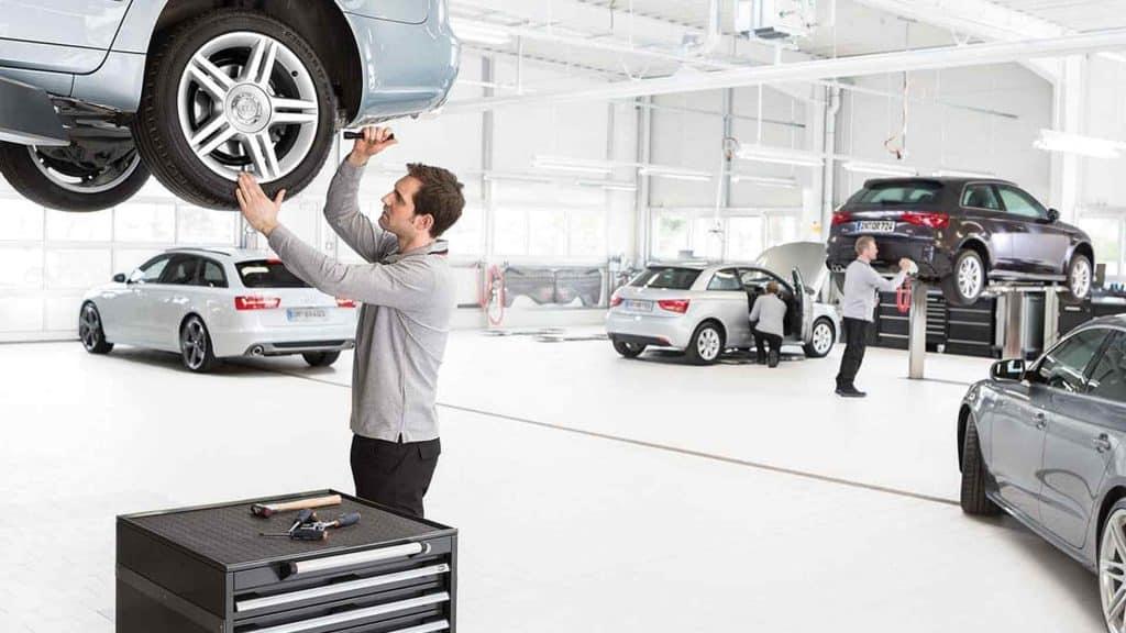 Manutenzione Audi- ecco i pacchetti per risparmiare